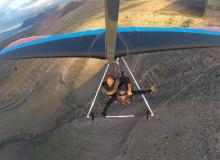 Tandem Hang Gliding Lanzarote